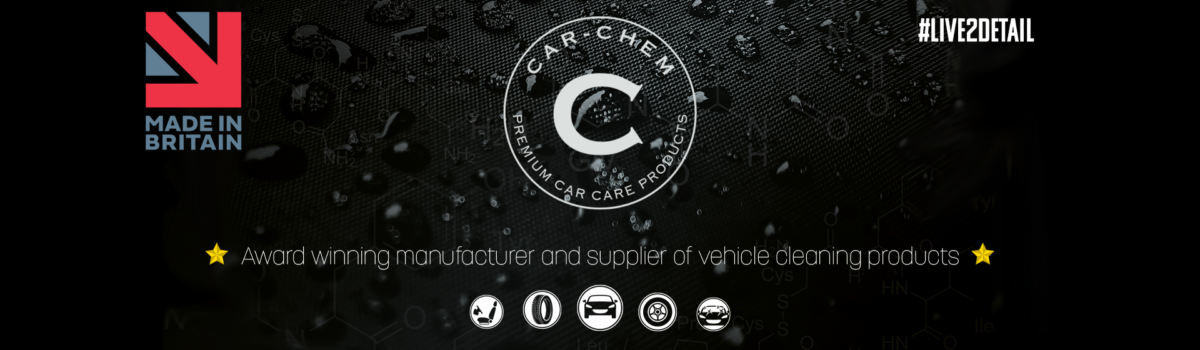Car Chem website banner